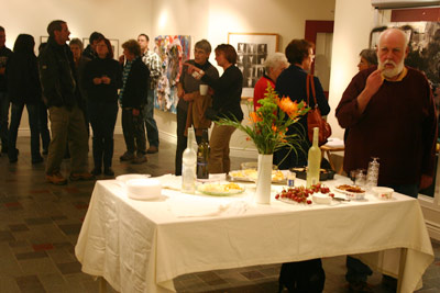 Vernissage Retro-Expo