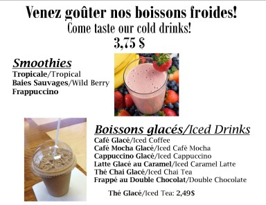 Boissons Froides22