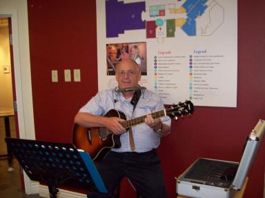 Gerard LeBlanc Musique de la Baie