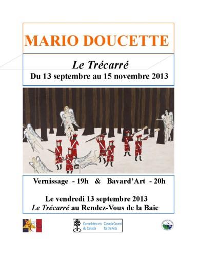 Mario Doucette expo