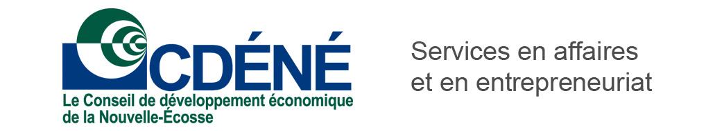 CDENE logo + services FRA