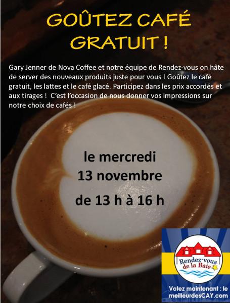 cafe gratuit affiche fr