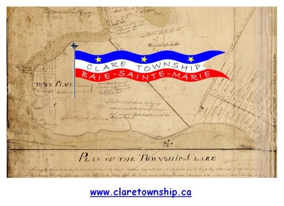Clare Township logo