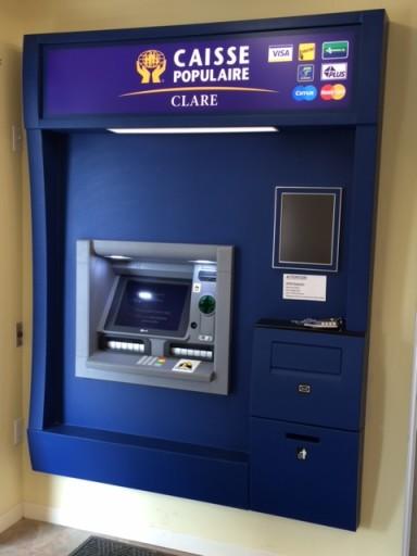 ATM Caisse populaire de Clare
