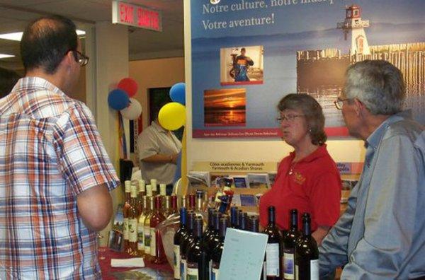 Soirée du vin 2011