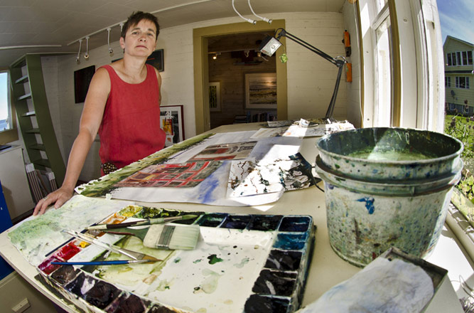 'Art de la Baie' showcase @ Rendez-vous de la Baie