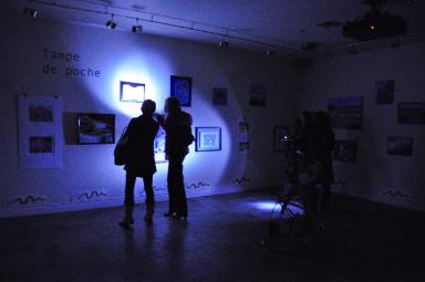 Exposition 'Lampe de Poche' au Trécarré : le 22 mars