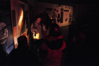 Tournée guidée 'Légendes de la Baie' pendant Nocturne : le 22 mars