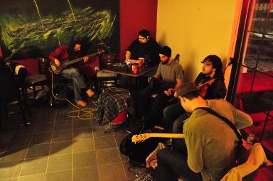 Sahara Dragons joue au Rendez-vous : le 22 mars