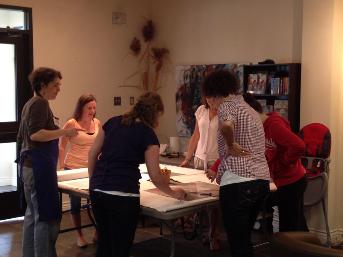 Ateliers Art de la Baie | juin - septembre, les mercredis, 10h-15h