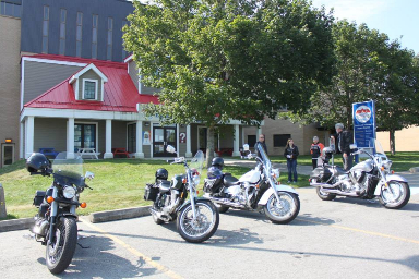Clare Poker Run pendant Wharf Rat Rally, les 27-30 août