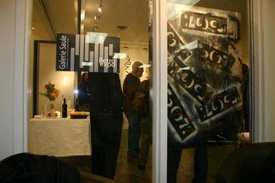 Vernissage Retro-Expo