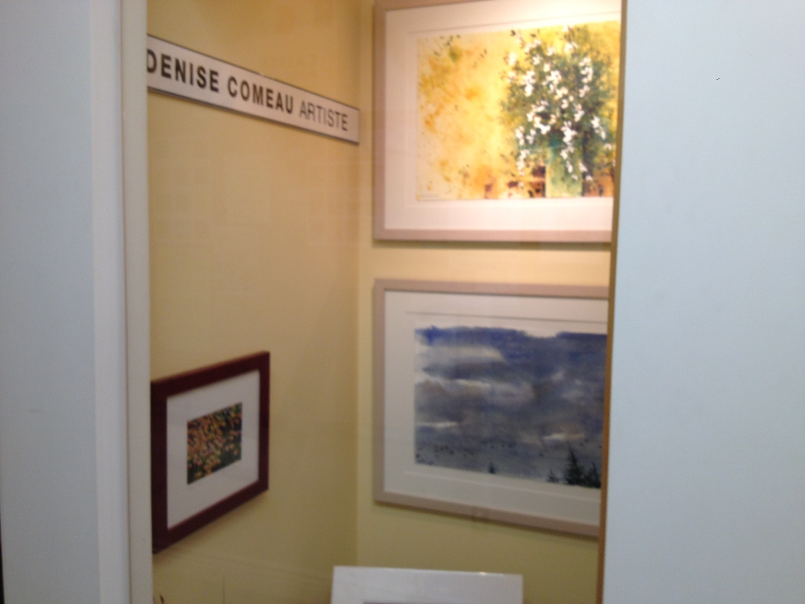 Denise Comeau artiste